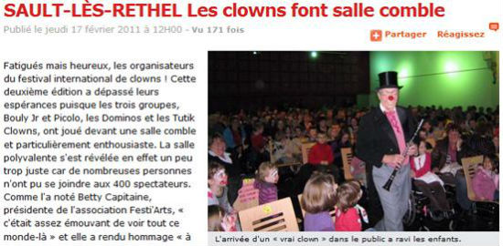 article 2 clowns 2011